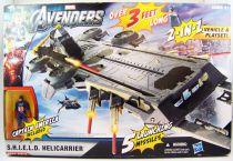Avengers - S.H.I.E.L.D. Helicarrier avec Captain America