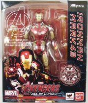Avengers Age of Ultron - Iron Man Mark 43 - Figurine S.H.Figuarts Bandai
