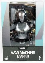 Avengers Age of Ultron - War Machine Mark II 1/4 scale bust - Hot Toys HTB29