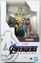 Avengers Endgame - Thanos - Figurine S.H.Figuarts Bandai