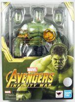 Avengers Infinity War - Hulk - Figurine S.H.Figuarts Bandai