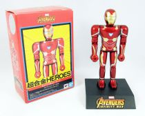 Avengers Infinity War - Iron Man Mark 50 - Figurine Chogokin Heroes Bandai