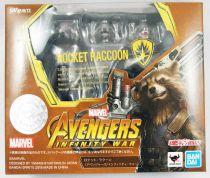 Avengers Infinity War - Rocket Raccoon - Figurine S.H.Figuarts Bandai