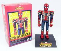 Avengers Infinity War - Spider-Man - Figurine Chogokin Heroes Bandai