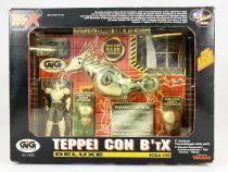 B\'T X (Winged Knights) - GIG Takara - Teppei avec B\'T X (Deluxe)