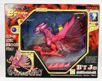 B\'T X Neo (Winged Knights) - Takara - Hermes with B\'T J Neo