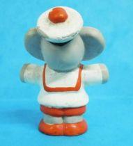 Babar - Figurine PVC L. de Brunhoff 1988 - Babar enfant