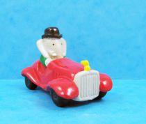 Babar - Figurine PVC Plastoy - Babar en voiture