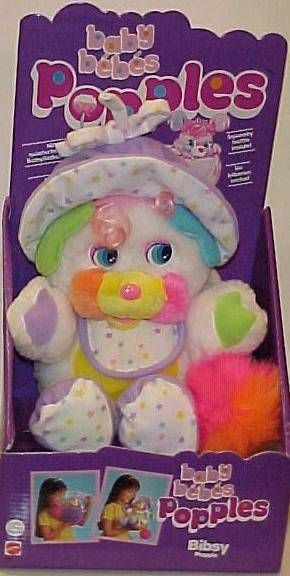 Baby Bibsy Popple