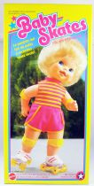 "Baby Sketes - 16"" animated mechanical doll - Mattel 1982"