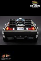 Back to the Future - Hot Toys MMS260 - Delorean Time Machine (Part.1) 1:6 Scale