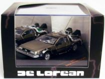 Back to the Future - Vitesse - Delorean 1:43 scale (part 1)