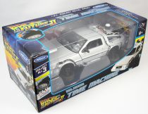 """Back to the Future - Welly - Delorean Time Machine Part.2 \""""Fly Mode\"""""""