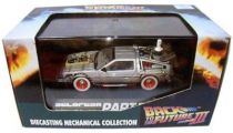 Back to the Future Part.III - Skynet - Delorean Time Machine (Die-cast Métal)