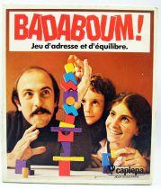 Badaboum! - Jeu d\'adresse - Capiepa 1977