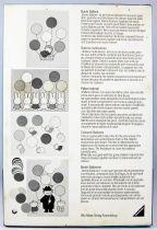 Ballons multi-colores - Jeu de société - Ravensburger 1973