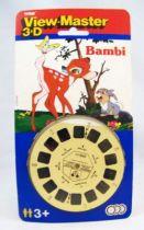 Bambi - Pochette de 3 View Master 3-D (Tyco) 01