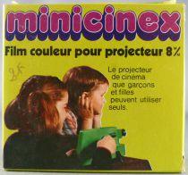 Bambi - Super 8 Movie Color - Minicinex / Cinemat (Meccano France) -  The Laffleur\' Loves (ref.43417)