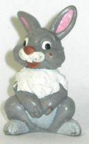 Bambi Thumper Bully pvc figure