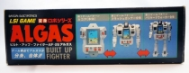 Bandai Electronics - Handheld Game - Algas Robot (neuf en boite japonaise) 06