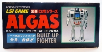Bandai Electronics - Handheld Game - Algas Robot (neuf en boite japonaise) 05