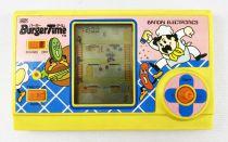 Bandai Electronics - Handheld Game - Burger Time (loose)