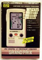 Bandai Electronics - Handheld Game - Grand Prix
