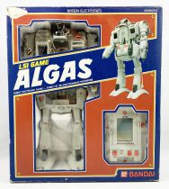 Bandai Electronics LSI - Handheld Game - Algas Robot (used in box)