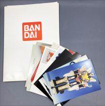 Bandai Pressbook French Toy Fair 1993 - Jetman, Star Trek, Robo Machines,...