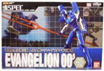Bandai Soul of Chogokin XS-09 Evangelion 00\' Prototype