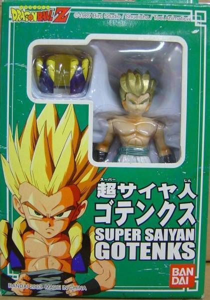 Bandai Super Battle Collection Super Saiyan Gotenks
