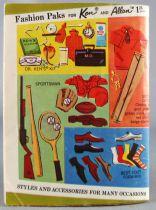 Barbie - 1963 Mattel Catalogue - Barbie Midge Ken Allan Skipper