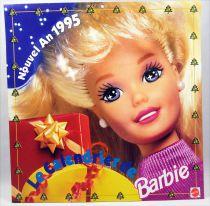Barbie - 1995 Monthly Calendar