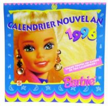 Barbie - 1996\'s New Year Calendar