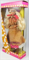 "Barbie - Australian Barbie \""Dolls of the World Collection\"" - Mattel 1992 (ref.3626)"