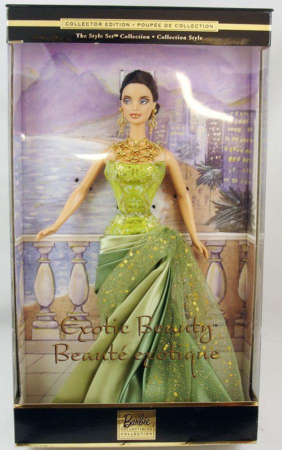 Barbie - Barbie Beauté Exotique - Mattel 2002 (ref.B0149)