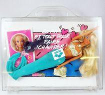 """Barbie - Barbie Sirène \""""20ème anniversaire Maillots Arena\"""" - Mattel 1990"""