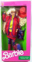 Barbie - Barbie United Colors of Benetton - Mattel 1990 (ref.9404)