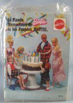 Barbie - Catalogue Mattel 1974 - Le Monde Merveilleux de Barbie & les Poupées Mattel Neuf sous Sachet