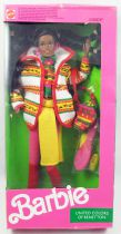 Barbie - Christie United Colors of Benetton - Mattel 1990 (ref.9407)