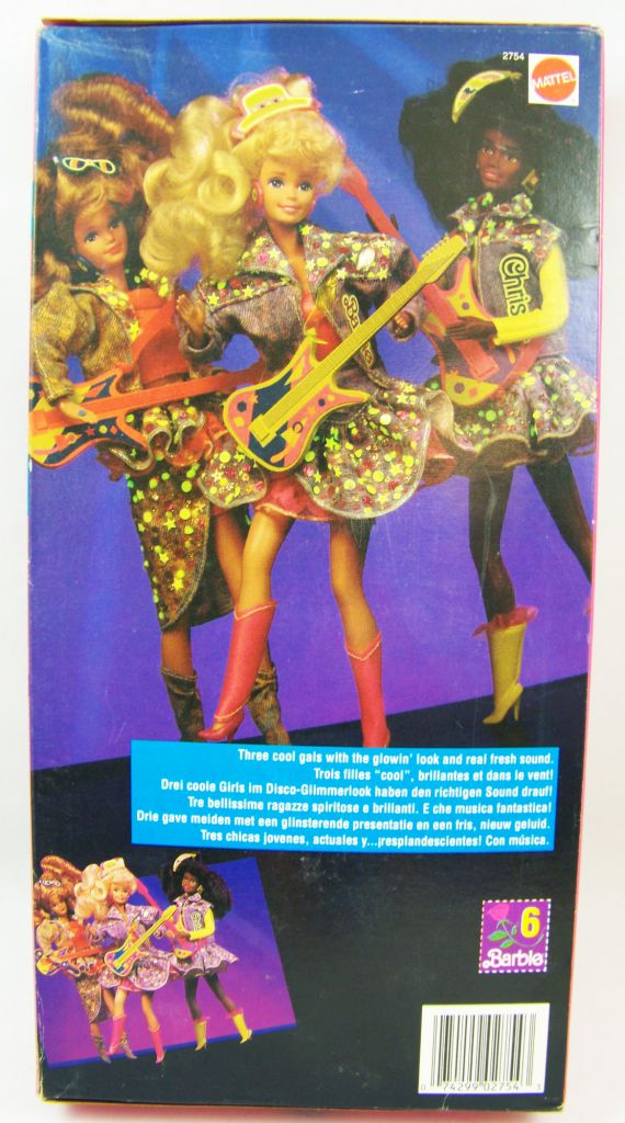 Barbie - Dream Glow Barbie - Mattel 1985 (ref.2248)