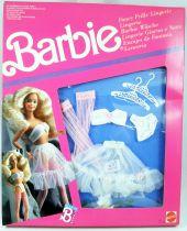 Barbie - Fancy Frills Lingerie - Mattel 1989 (ref.7083)