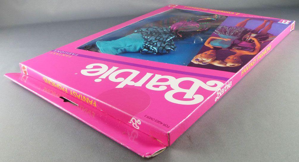 Barbie - Fantasy Fashion 2 Dancing Night Dress  - Mattel 1989 (ref.8242)