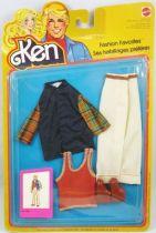 Barbie - Habillages Préférés de Ken - Mattel 1980 (ref.1406)