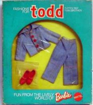 Barbie - Fashions for Todd - Mattel 1973 (ref.7984)