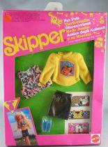 Barbie - Fashions Skipper Pet Pals  - Mattel 1991 (ref.2956)