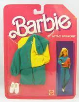 Barbie - Habillage Active Fashion - Mattel 1985 (ref.2180)