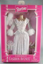 Barbie - Habillage Bridal Fashion Avenue - Mattel 1996 (ref.15897)