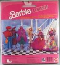 Barbie - Habillage Couturier - Mattel 1990 (ref.7100) Loose Boite