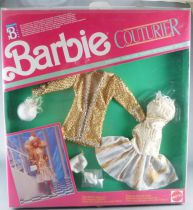 Barbie - Habillage Couturier - Mattel 1990 (ref.7221)